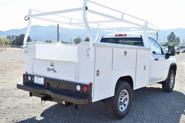 2020 Chevrolet Silverado 3500 Regular Cab 4x4, Harbor Utility #M20476 - photo 1