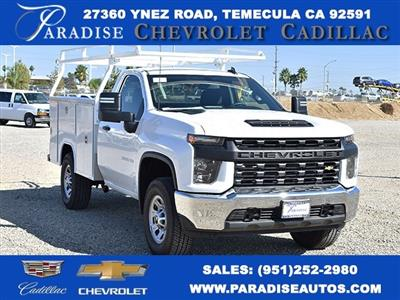2020 Chevrolet Silverado 3500 Regular Cab 4x4, Harbor TradeMaster Utility #M20476 - photo 1