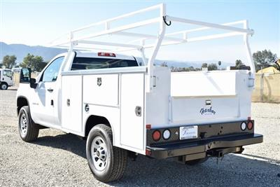2020 Chevrolet Silverado 3500 Regular Cab 4x4, Harbor TradeMaster Utility #M20476 - photo 6