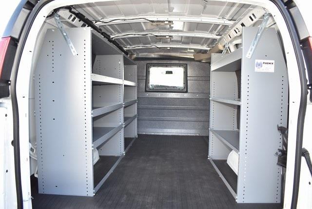 2020 Chevrolet Express 2500 4x2, Masterack Upfitted Cargo Van #M20489 - photo 13