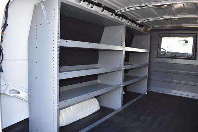 2020 Chevrolet Express 2500 4x2, Masterack Upfitted Cargo Van #M20489 - photo 2