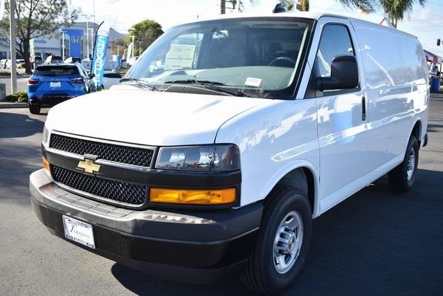 2020 Chevrolet Express 2500 4x2, Masterack Upfitted Cargo Van #M20489 - photo 3