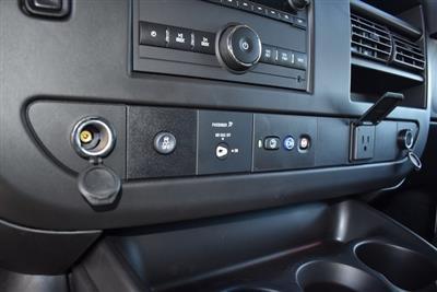 2020 Chevrolet Express 2500 4x2, Masterack Upfitted Cargo Van #M20489 - photo 19