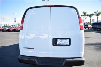 2020 Chevrolet Express 2500 4x2, Masterack Upfitted Cargo Van #M20489 - photo 6