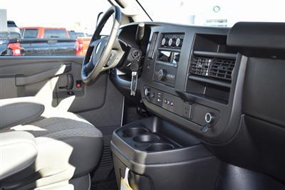 2020 Chevrolet Express 2500 4x2, Masterack Upfitted Cargo Van #M20489 - photo 9