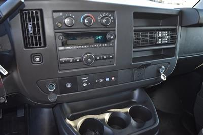 2020 Chevrolet Express 2500 4x2, Masterack Upfitted Cargo Van #M20490 - photo 19
