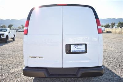 2020 Chevrolet Express 2500 4x2, Masterack Upfitted Cargo Van #M20490 - photo 7