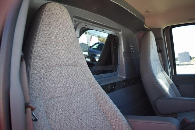2020 Chevrolet Express 2500 4x2, Masterack Upfitted Cargo Van #M20492 - photo 11