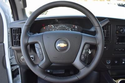 2020 Chevrolet Express 2500 4x2, Masterack Upfitted Cargo Van #M20492 - photo 18