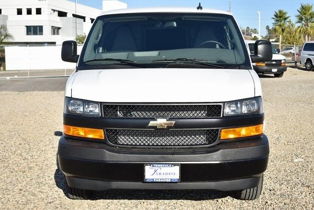 2020 Chevrolet Express 2500 4x2, Masterack Upfitted Cargo Van #M20495 - photo 3