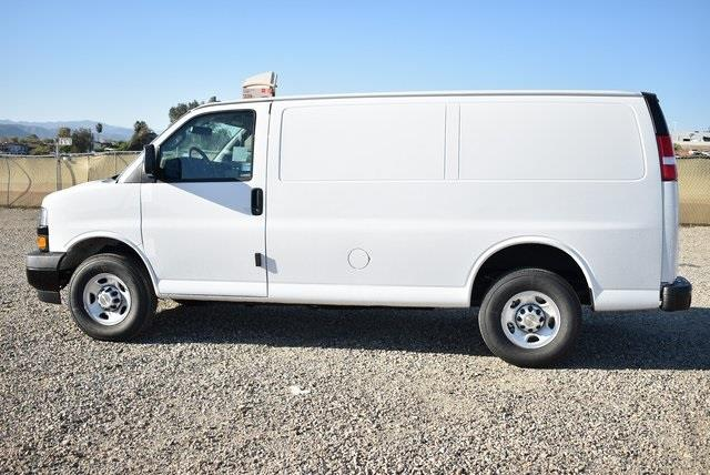2020 Chevrolet Express 2500 4x2, Masterack Upfitted Cargo Van #M20495 - photo 5