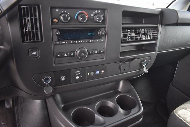 2020 Chevrolet Express 2500 4x2, Masterack Upfitted Cargo Van #M20496 - photo 19