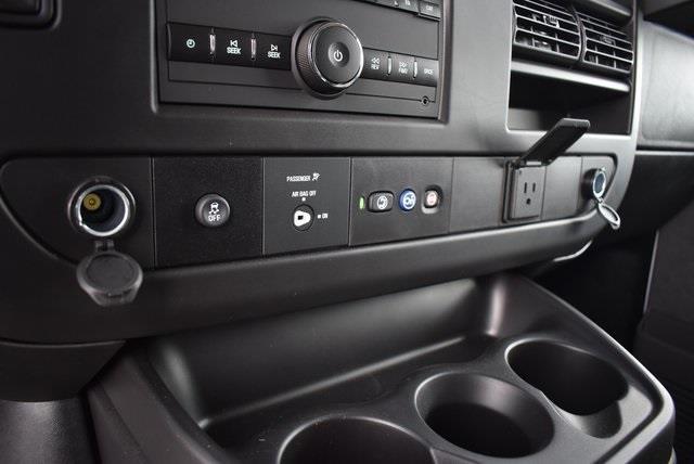 2020 Chevrolet Express 2500 4x2, Masterack Upfitted Cargo Van #M20496 - photo 20