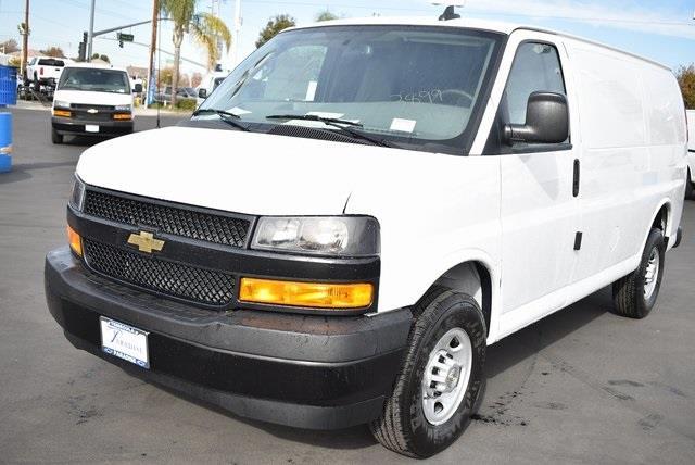 2020 Chevrolet Express 2500 4x2, Masterack Upfitted Cargo Van #M20496 - photo 4