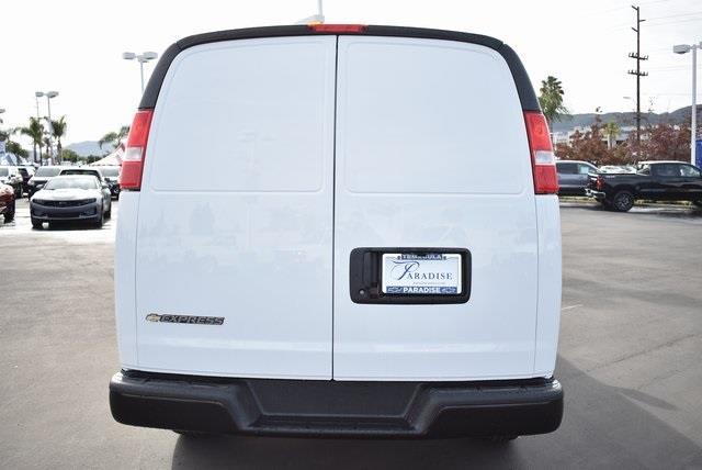 2020 Chevrolet Express 2500 4x2, Masterack Upfitted Cargo Van #M20496 - photo 7
