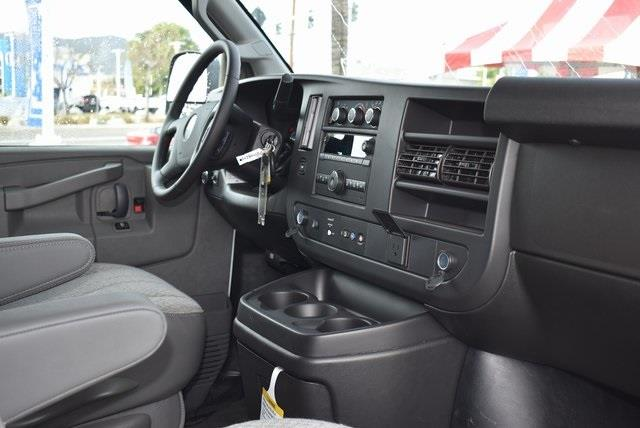 2020 Chevrolet Express 2500 4x2, Masterack Upfitted Cargo Van #M20496 - photo 10