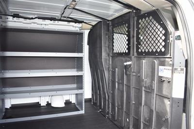 2020 Chevrolet Express 2500 4x2, Masterack Upfitted Cargo Van #M20496 - photo 12