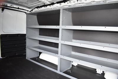 2020 Chevrolet Express 2500 4x2, Masterack Upfitted Cargo Van #M20496 - photo 13