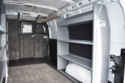 2020 Chevrolet Express 2500 4x2, Masterack Upfitted Cargo Van #M20496 - photo 15