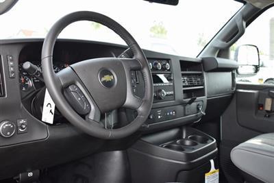 2020 Chevrolet Express 2500 4x2, Masterack Upfitted Cargo Van #M20496 - photo 16