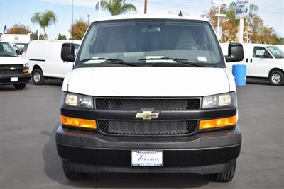 2020 Chevrolet Express 2500 4x2, Masterack Upfitted Cargo Van #M20496 - photo 3