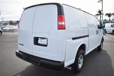2020 Chevrolet Express 2500 4x2, Masterack Upfitted Cargo Van #M20496 - photo 8