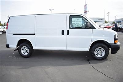 2020 Chevrolet Express 2500 4x2, Masterack Upfitted Cargo Van #M20496 - photo 9