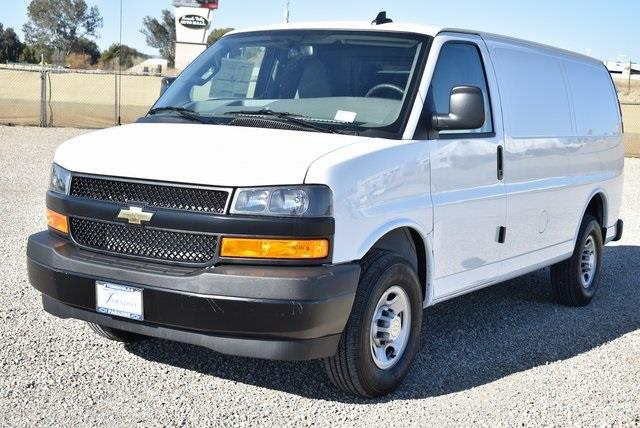 2020 Chevrolet Express 2500 4x2, Masterack Upfitted Cargo Van #M20497 - photo 4