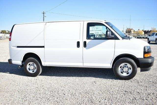 2020 Chevrolet Express 2500 4x2, Masterack Upfitted Cargo Van #M20497 - photo 9