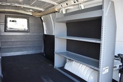 2020 Chevrolet Express 2500 4x2, Masterack Upfitted Cargo Van #M20497 - photo 14