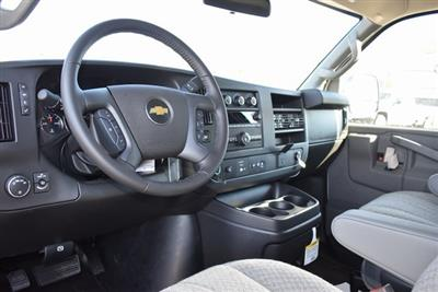 2020 Chevrolet Express 2500 4x2, Masterack Upfitted Cargo Van #M20497 - photo 15