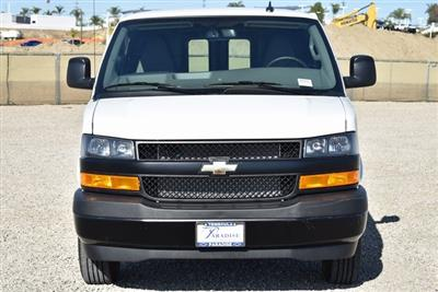 2020 Chevrolet Express 2500 4x2, Masterack Upfitted Cargo Van #M20497 - photo 3