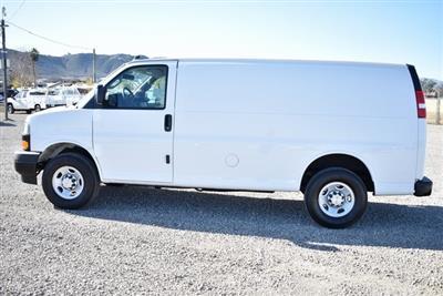 2020 Chevrolet Express 2500 4x2, Masterack Upfitted Cargo Van #M20497 - photo 6