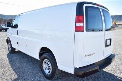 2020 Chevrolet Express 2500 4x2, Masterack Upfitted Cargo Van #M20497 - photo 7
