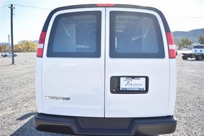 2020 Chevrolet Express 2500 4x2, Masterack Upfitted Cargo Van #M20497 - photo 8