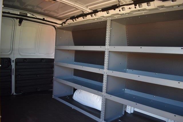2020 Chevrolet Express 2500 4x2, Masterack Upfitted Cargo Van #M20498 - photo 13