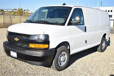 2020 Chevrolet Express 2500 4x2, Masterack Upfitted Cargo Van #M20498 - photo 4