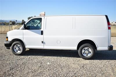 2020 Chevrolet Express 2500 4x2, Masterack Upfitted Cargo Van #M20498 - photo 5