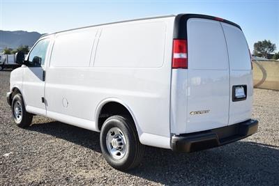 2020 Chevrolet Express 2500 4x2, Masterack Upfitted Cargo Van #M20498 - photo 6