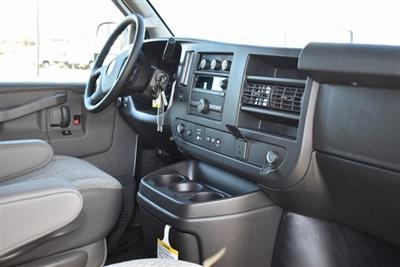 2020 Chevrolet Express 2500 4x2, Masterack Upfitted Cargo Van #M20498 - photo 10