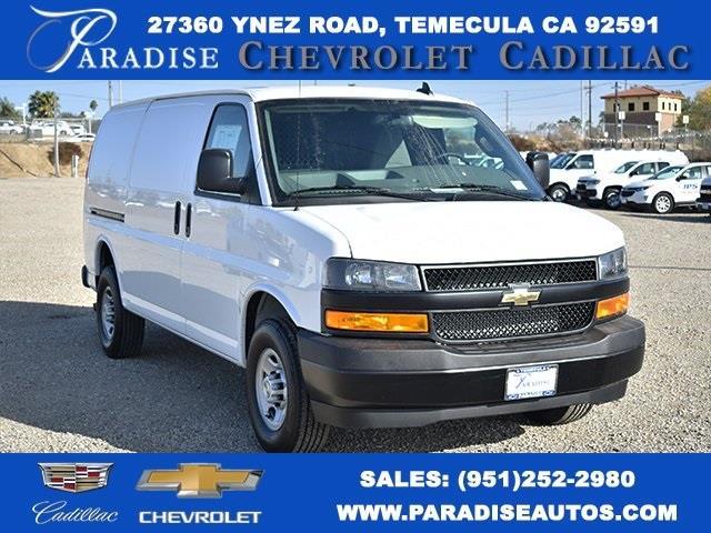 2020 Chevrolet Express 2500 4x2, Masterack Upfitted Cargo Van #M20503 - photo 1