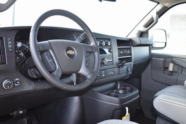 2020 Chevrolet Express 2500 4x2, Masterack Upfitted Cargo Van #M20503 - photo 16