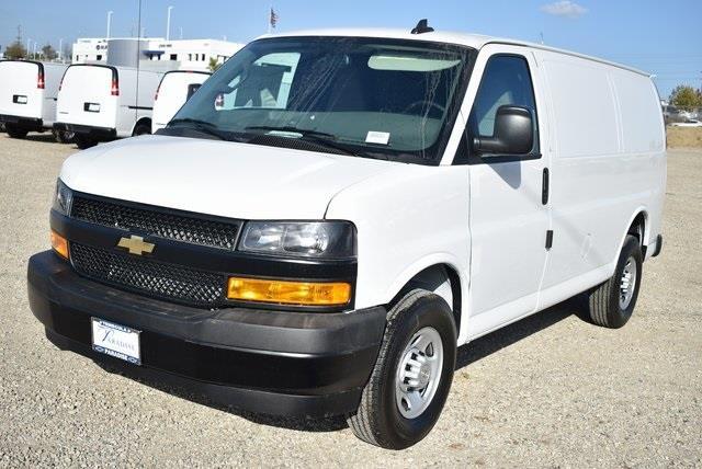 2020 Chevrolet Express 2500 4x2, Masterack Upfitted Cargo Van #M20503 - photo 4