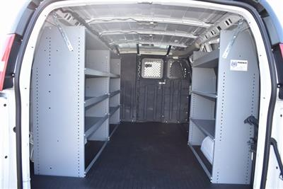 2020 Chevrolet Express 2500 4x2, Masterack Upfitted Cargo Van #M20503 - photo 2