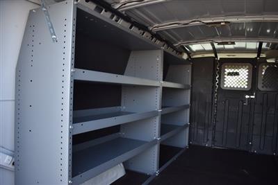 2020 Chevrolet Express 2500 4x2, Masterack Upfitted Cargo Van #M20503 - photo 14