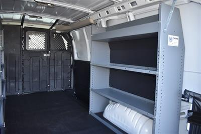 2020 Chevrolet Express 2500 4x2, Masterack Upfitted Cargo Van #M20503 - photo 15