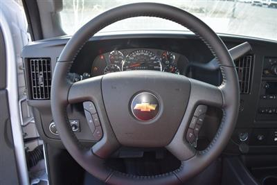 2020 Chevrolet Express 2500 4x2, Masterack Upfitted Cargo Van #M20503 - photo 18