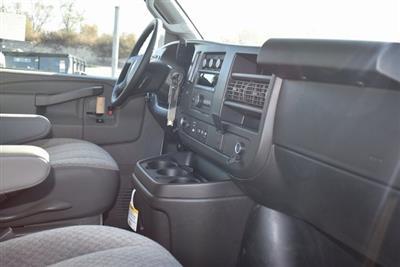 2020 Chevrolet Express 2500 4x2, Masterack Upfitted Cargo Van #M20503 - photo 10