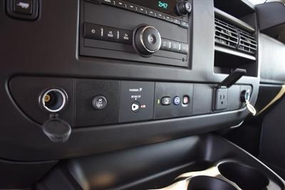 2020 Chevrolet Express 2500 4x2, Masterack Upfitted Cargo Van #M20507 - photo 20