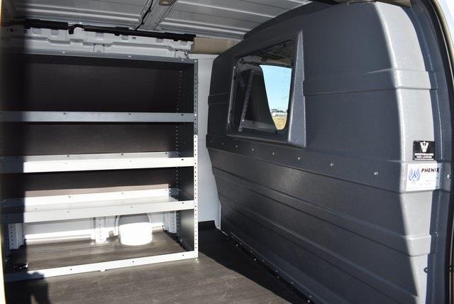 2020 Chevrolet Express 2500 4x2, Masterack Upfitted Cargo Van #M20511 - photo 12